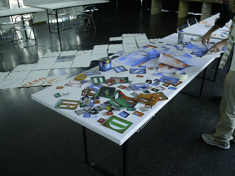 workshop Lexique du Jardinier