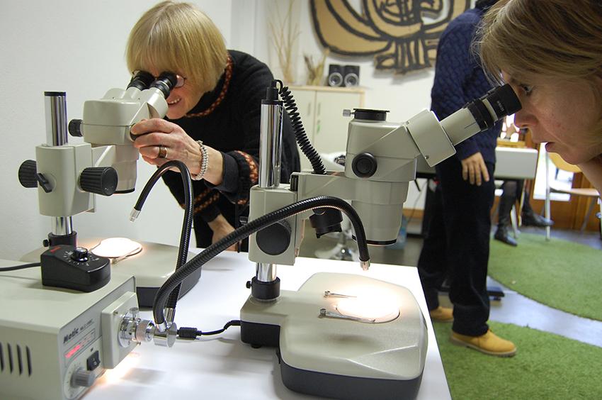 Workshop 29, La fabbrica dei colori