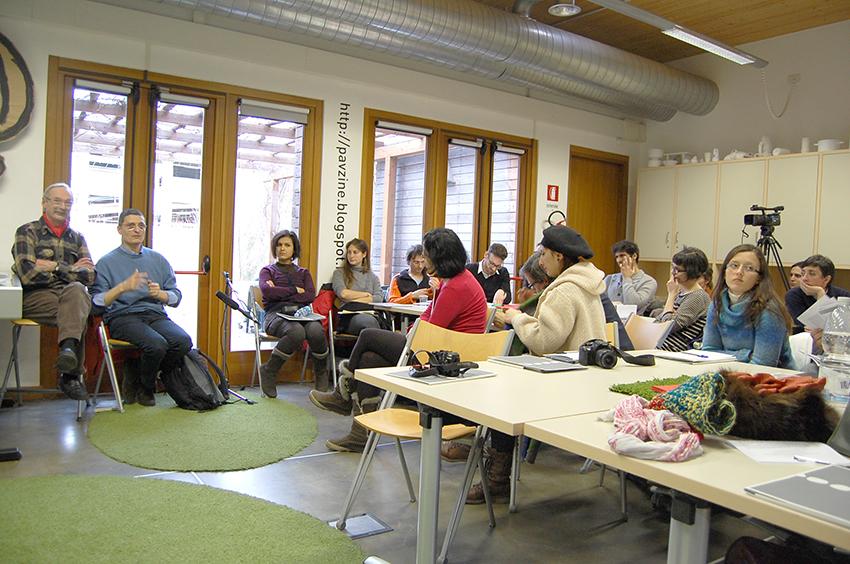 Workshop 30, Il fascino immobilizzante del potere e lo sguardo indiretto