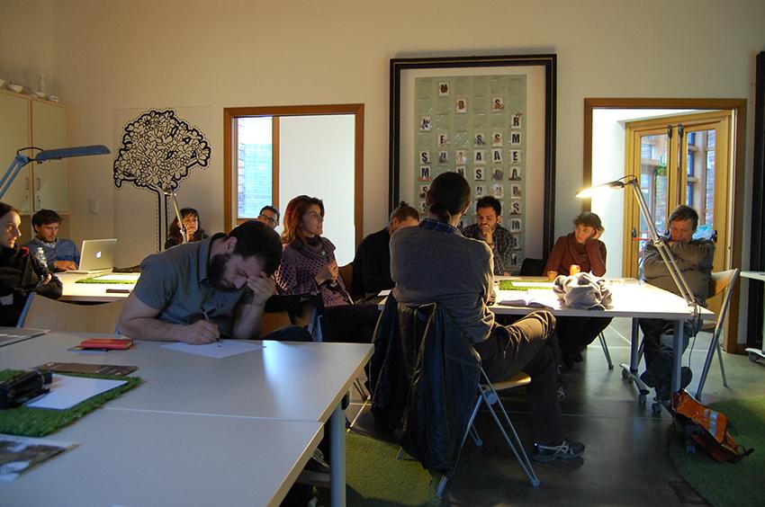 Workshop 31, PAV(id)illion. Installazione rifugio per artisti in residenza