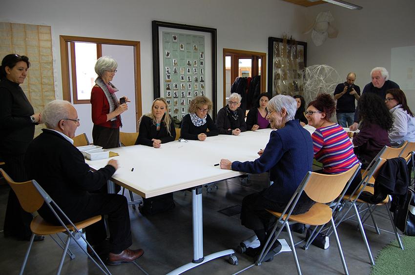 Workshop 32, Segni d'incontro