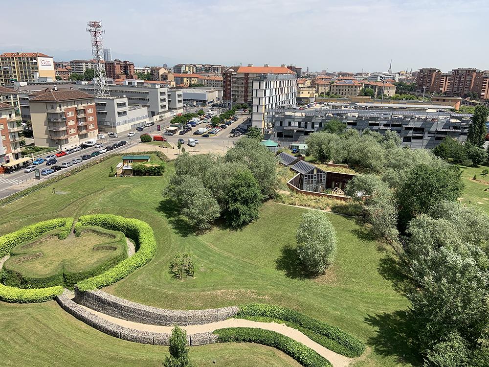 Foto panoramica del PAV, 2019