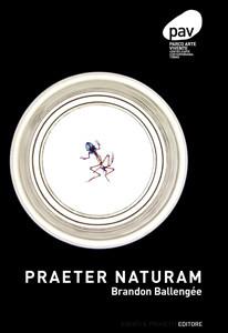 Copertina della pubblicazione Praeter Naturam