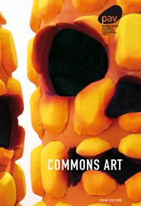 Copertina della pubblicazione Commons Art