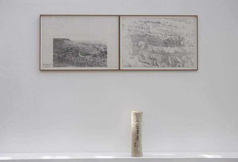 Ana Lupas, Humid Installations