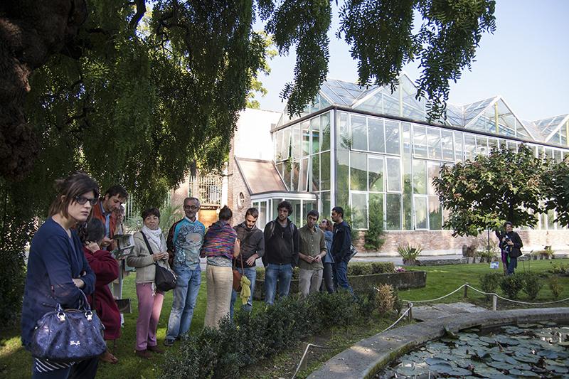 workshop Al di là della botanica e la terra promessa