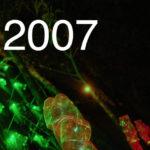 archivio mostre 2007
