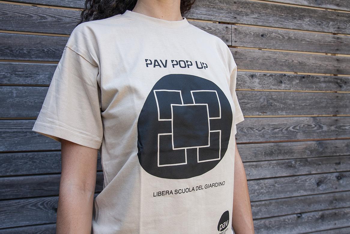 Libera Scuola del Giardino, t-shirt