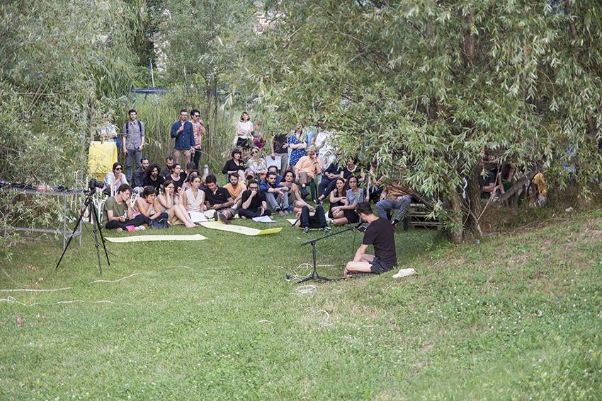 GIANANDREA POLETTA, Lecture