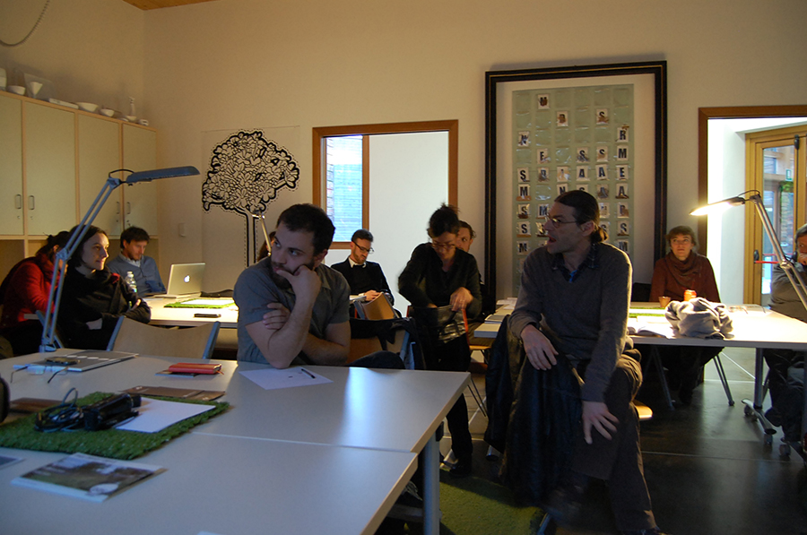 PAVidillion, workshop con Gianluca Cosmacini