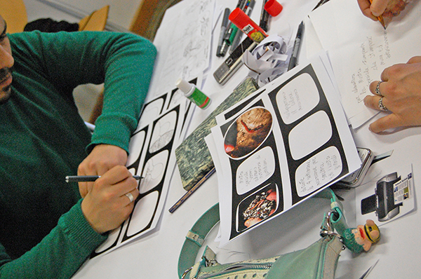 Progettare con il vivente, workshop condotto da Piero Gilardi