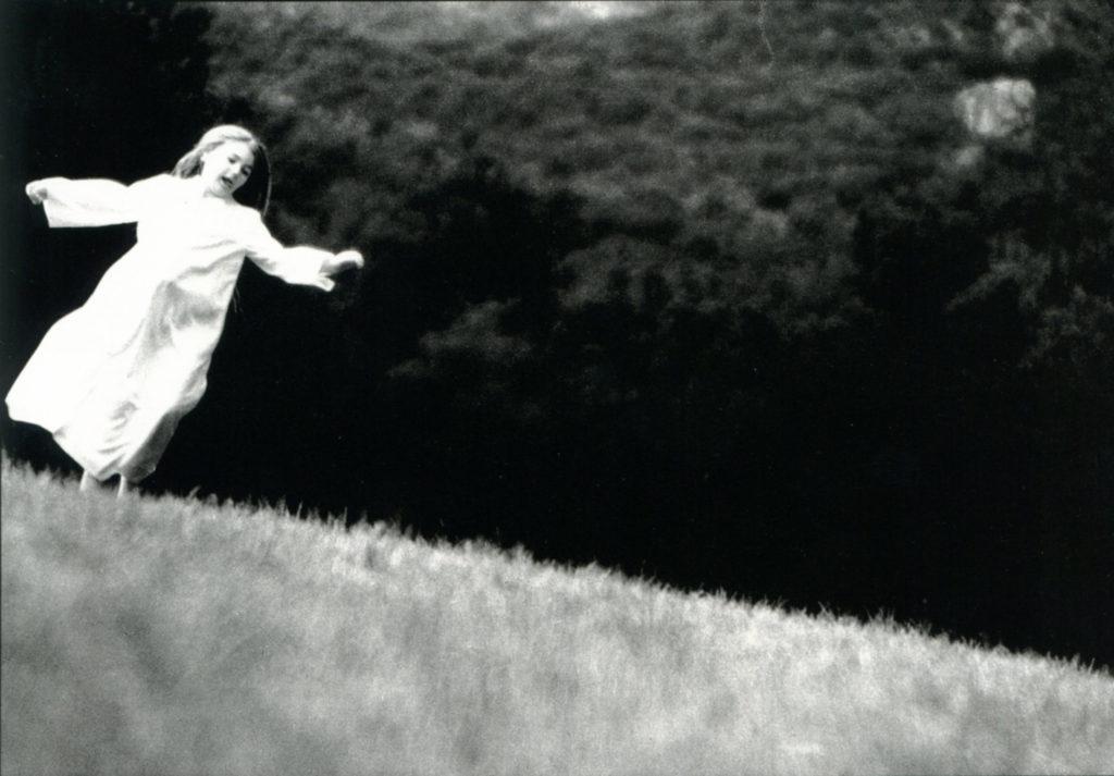 Un'opera fotografica di Evgen Bavcar, 2011