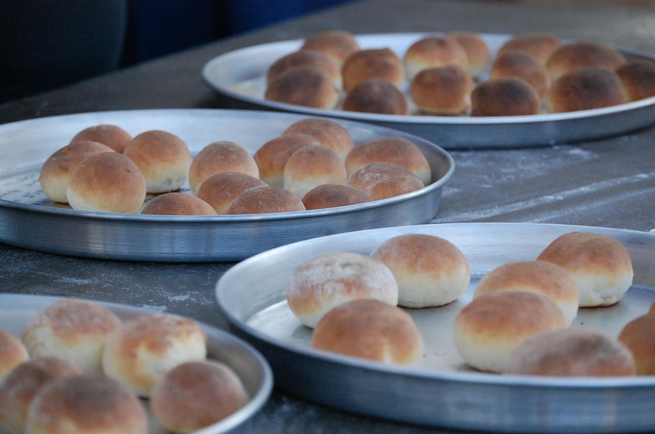 pane fatto al Focolare