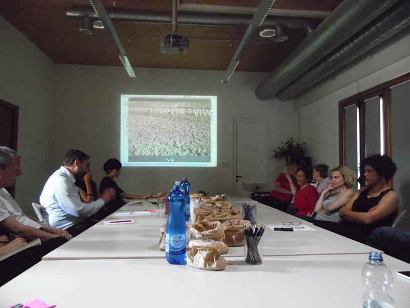 Workshop Ciò che è vivo – culture tour