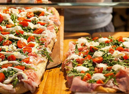 I segreti della pizza alla pala