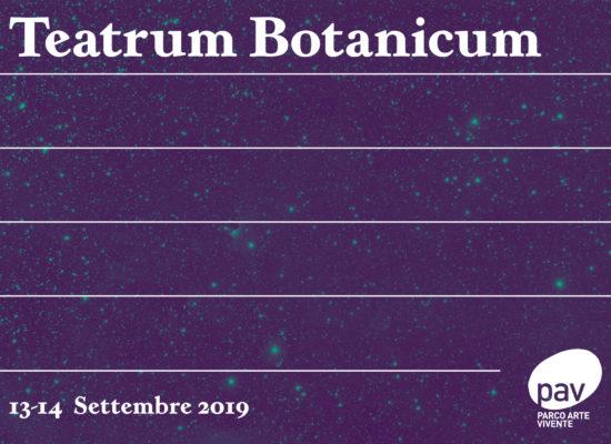 Teatrum Botanicum 2019