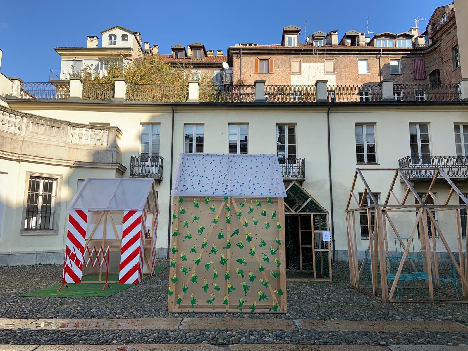 Storie di verde pubblico, Ugo La Pietra