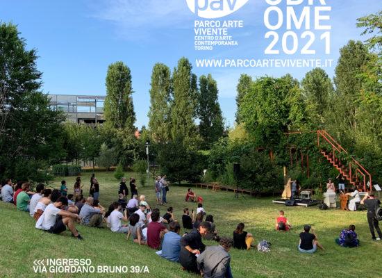Parcodrome 2021 settembre
